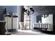 Double wall-mounted vanity unit LEON | Vanity unit - CorteZari