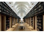 Fondazione Cini, Library of Historical Arts and Manica Lunga in the Fondazione Cini, Venezia - Ph Alessandra Chemollo