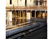 Self-supporting formwork panel for slab SKYDECK - PERI
