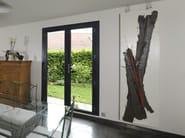 Wall-mounted Olycale® panel radiator ROSEGREY - CINIER Radiateurs Contemporains