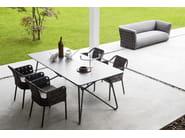 Fabric sofa OBI | Sofa - Varaschin