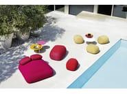 Pouf / garden bed PEBBLE | Garden bed - Varaschin