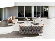 Fabric sofa SWIRL | Sofa - Varaschin
