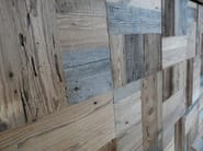 Wooden mosaic FIR MOSAIC original top layer - ANTICO TRENTINO DI LUCIO SEPPI