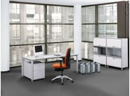 Individual office workstation BASIC4 | Office workstation - König + Neurath