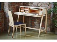 Wooden secretary desk / dressing table SIXtematic BELLE - 2:1 - sixay furniture
