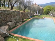 In-Ground cement swimming pool Cement swimming pool - INDALO PISCINE