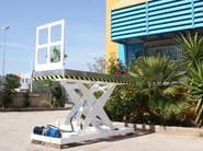 Overhead platform Scissor table - ATMEC di Francesco Difino