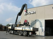 Forklift truck and transpallet TP1800 MAMMUT VERDE - HINOWA