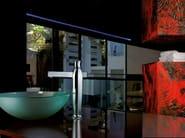 Countertop washbasin mixer INTERSEZIONE   Countertop washbasin mixer - Gattoni Rubinetteria