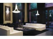 Murano glass pendant lamp FEREA SP - Vetreria Vistosi