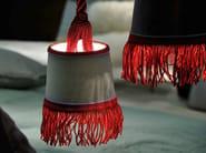 Velvet pendant lamp ABATJOUR - BAXTER