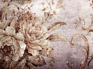 Wallpaper with floral pattern DAMASCATO - MyCollection.it