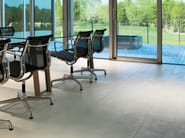 Full-body porcelain stoneware wall/floor tiles 120 CONCRETE - DSG Ceramiche