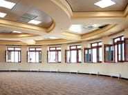MDF ceiling tiles WOOD SHADE SHADOW LINE - ITP