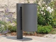 Outdoor waste bin LITTER BIN 230 | Waste bin - BENKERT BÄNKE