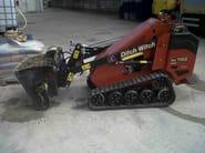Accessories for construction site machinery CONCRETE MIXING BUCKET - C.M. di Carollo