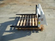 Accessories for construction site machinery PALLETS FORKS - C.M. di Carollo