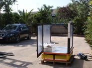 Platform lift for small height difference Handicapped people lifting system - ATMEC di Francesco Difino