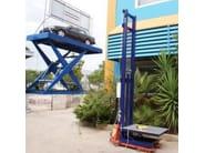 Overhead platform Logistic / Motion lift - ATMEC di Francesco Difino