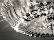 Crystal ceiling lamp NOVECENTO PP - Vetreria Vistosi