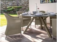 Textilene garden chair CIRCLE | Textilene chair - Talenti