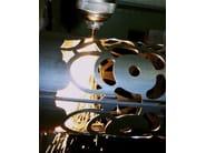 Lightweight steelwork taglio laser tubi e lamiere in acciaio - CMM