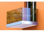 Glass balustrade NINFA - FARAONE