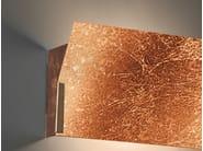 Indirect light glass wall light LINEAR | Indirect light wall light - Cattaneo Illuminazione