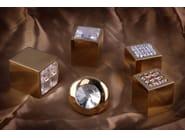 Furniture knob inoxbrass SPARKLE SUITE | Furniture knob - Frascio