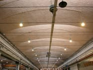 Cork, cellulose and loose vegetable-based insulation climacell® akust - Climacell