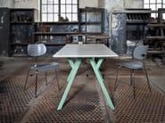 Rectangular living room table TYPUS | Rectangular table - WILDE+SPIETH Designmöbel