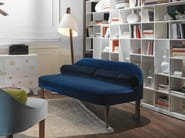 Fabric small sofa BLABLA - HORM.IT