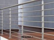 Aluminium Window railing PENTA - FARAONE