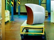 Fabric armchair CALLA - Zanotta