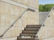 Aluminium handrail ALU PASS - FARAONE