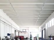 Precast reinforced concrete roof Coperture piane - ZANON - ZANON PREFABBRICATI