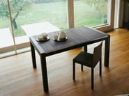 Extending wooden table ASTOR - HORM.IT