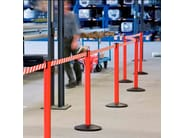 Area marker, barrier, and column RONDO LIMTS | Safety columns - STUDIO T
