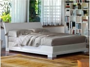 Wooden double bed ANDAMAN | Wooden bed - Orizzonti Italia