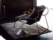 Upholstered lounge chair MAGGIOLINA - Zanotta