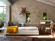 Fabric bed / day bed FIGI ISOLINA - Orizzonti Italia