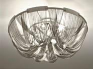 Halogen metal ceiling lamp SOSCIK | Ceiling lamp - TERZANI