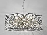Halogen metal pendant lamp ETOILE | Pendant lamp - TERZANI