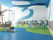 Resilient vinyl flooring TAPIFLEX EXCELLENCE 65 - TARKETT