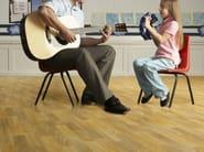 Resilient vinyl flooring ACCZENT EXCELLENCE 70 RUBY - TARKETT