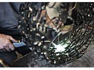 Halogen glass pendant lamp GLAMOUR | Pendant lamp - TERZANI