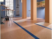 Resilient vinyl flooring iQ Megalit - TARKETT