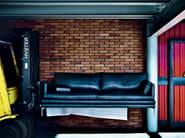 Leather sofa WILLIAM | Sofa - Zanotta
