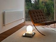 Horizontal wall-mounted decorative radiator BASICS 25   Horizontal decorative radiator - Tubes Radiatori